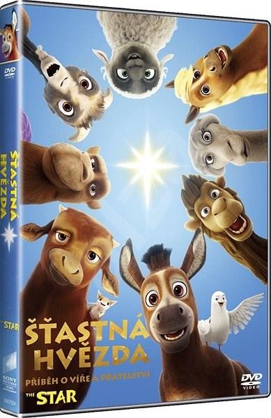 Šťastná hvězda - DVD - Film na DVD
