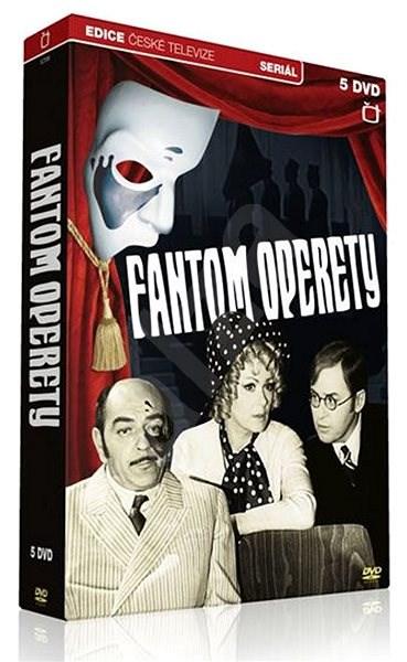 Fantom operety (5DVD) - DVD - Film na DVD