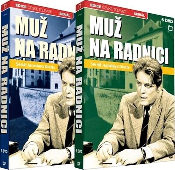 Muž na radnici (11DVD) - DVD - Film na DVD