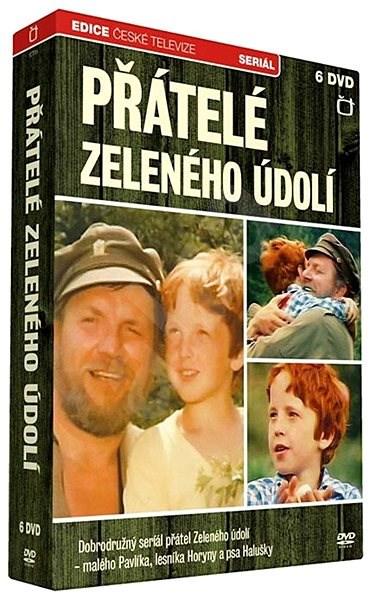 Přátelé zeleného údolí (6DVD) - DVD - Film na DVD