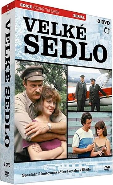 Velké sedlo (9DVD) - DVD - Film na DVD