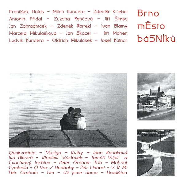 Brno město básníků - CD - Hudební CD