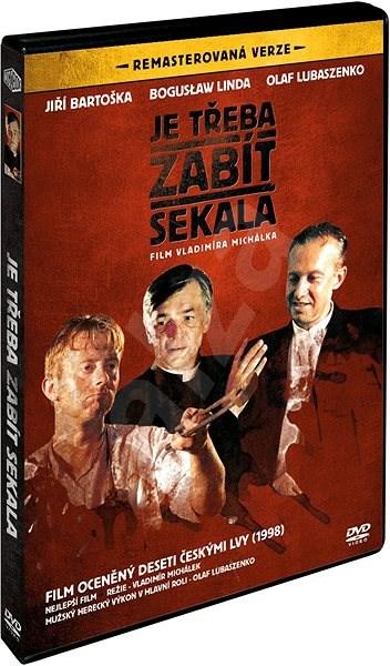 Je třeba zabít Sekala (remasterovaná verze) - DVD - Film na DVD
