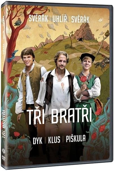 Tři bratři - DVD - Film na DVD