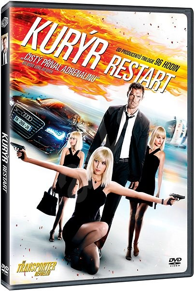 Kurýr: Restart - DVD - Film na DVD