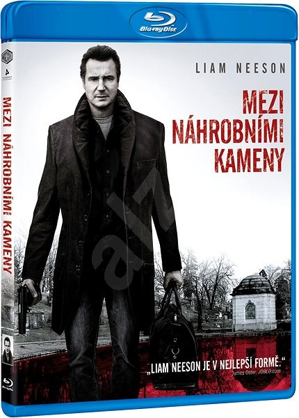 Mezi náhrobními kameny - Blu-ray - Film na Blu-ray