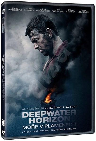 Deepwater Horizon: Moře v plamenech - DVD - Film na DVD