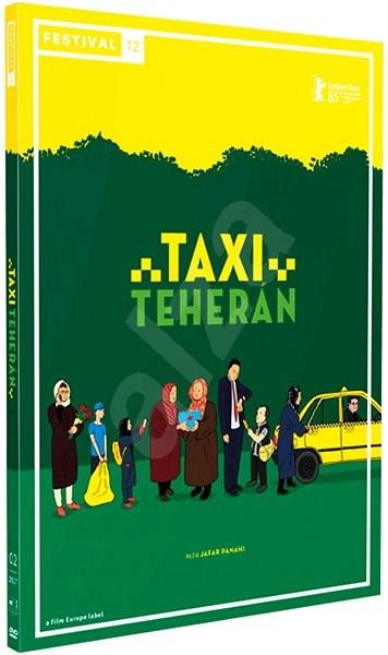 Taxi Teherán - DVD - Film na DVD