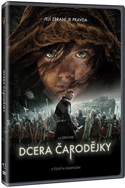 Dcera čarodějky - DVD - Film na DVD