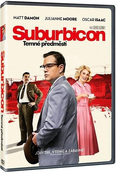 Suburbicon: Temné předměstí - DVD - Film na DVD