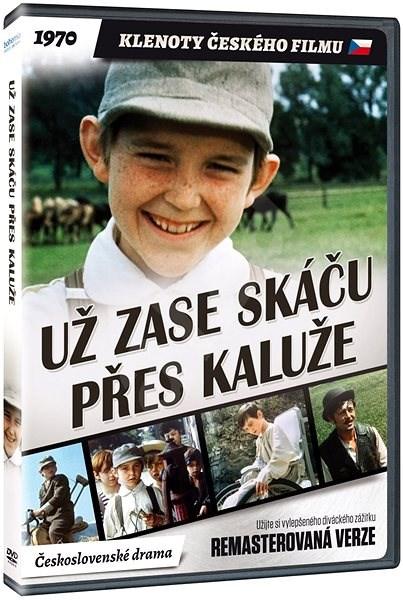 Už zase skáču přes kaluže - edice KLENOTY ČESKÉHO FILMU (remasterovaná verze) - DVD - Film na DVD