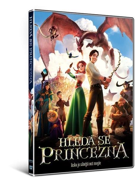 Hledá se princezna - DVD - Film na DVD