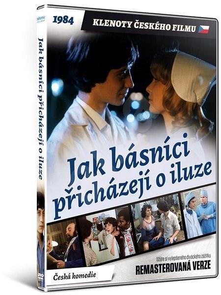 Jak básníci přicházejí o iluze - edice KLENOTY ČESKÉHO FILMU (remasterovaná verze) - DVD - Film na DVD