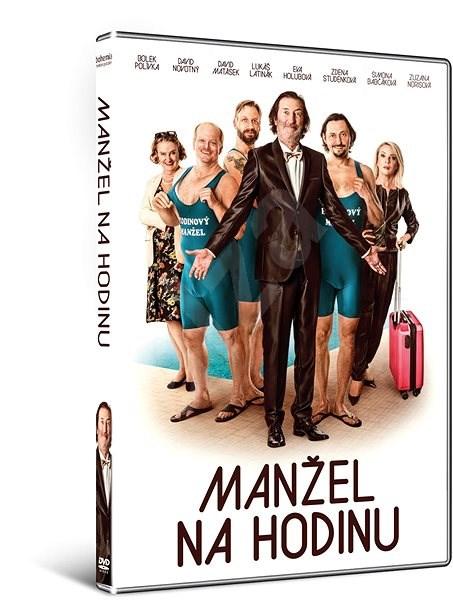 Manžel na hodinu - DVD - Film na DVD