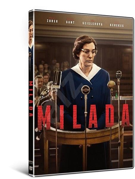 MILADA - DVD - Film na DVD