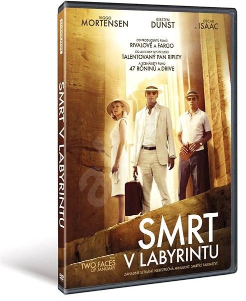 Smrt v labyrintu - DVD - Film na DVD