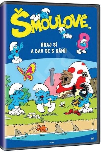 Šmoulové 8 - DVD - Film na DVD