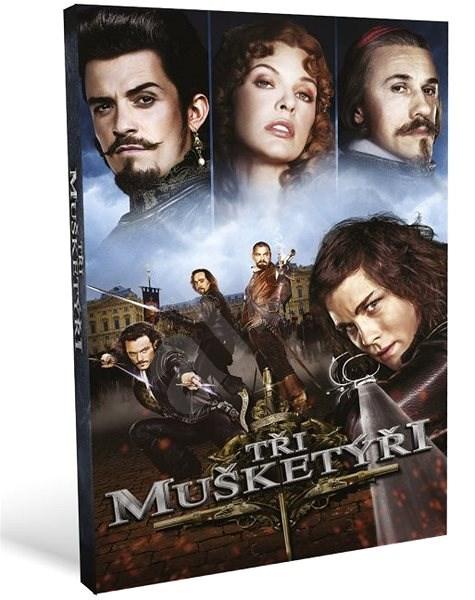 Tři mušketýři - DVD - Film na DVD