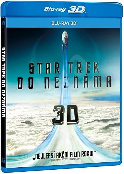 Star Trek: Do neznáma 3D - Blu-ray - Film na Blu-ray