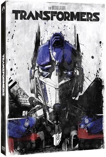 Transformers (steelbook Edice 10 let) - DVD - Film na DVD