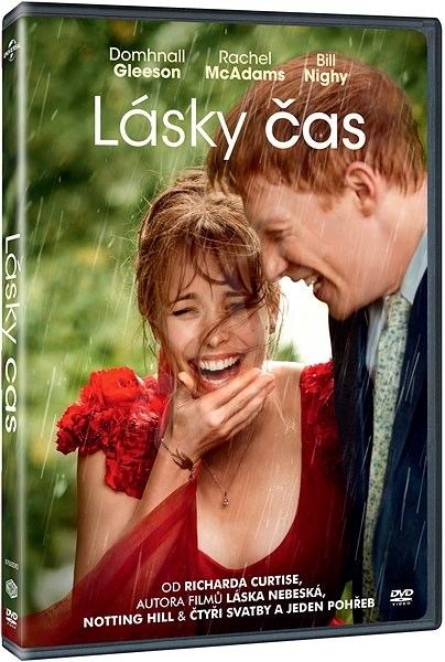 Lásky čas - DVD - Film na DVD