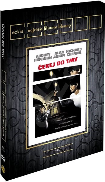 Čekej do tmy - DVD - Film na DVD