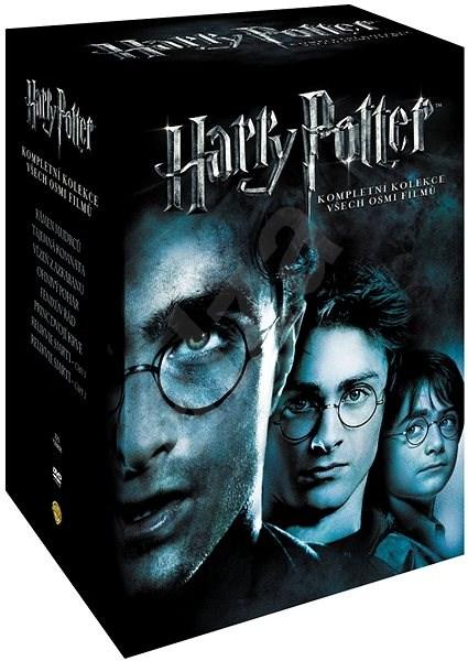 Harry Potter - Kompletní kolekce (16DVD) - DVD - Film na DVD