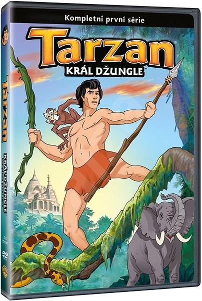 Tarzan: Král džungle - 1. série (2DVD) - DVD - Film na DVD