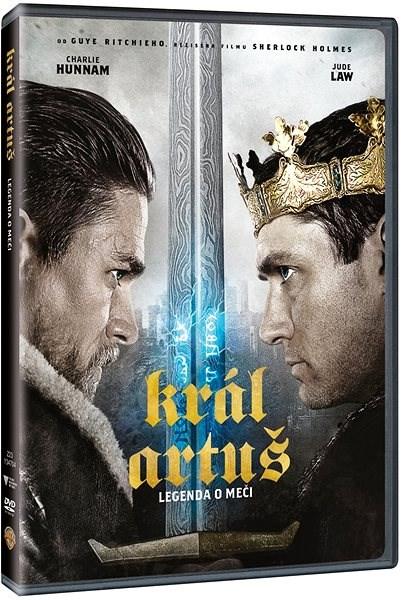 Král Artuš: Legenda o meči - DVD - Film na DVD
