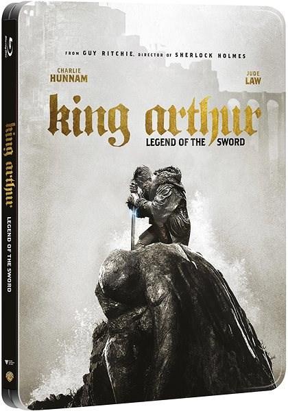 Král Artuš: Legenda o meči 3D+2D (2 disky) - Blu-ray - Film na Blu-ray
