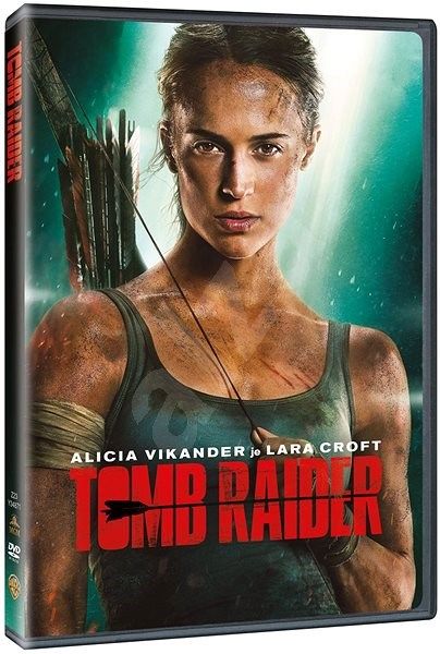 Tomb Raider - DVD - Film na DVD