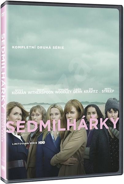Sedmilhářky - 2. série (2DVD) - DVD - Film na DVD