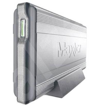 MAXTOR 200GB - 7200rpm 8MB Shared Storage Drive LAN, USB2.0 in H14P200 - Počítačová skříň