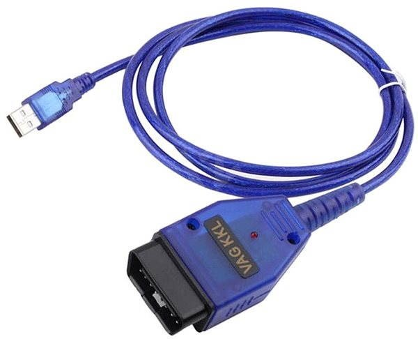 Mobilly USB VAG OBD-II kabel - Diagnostika