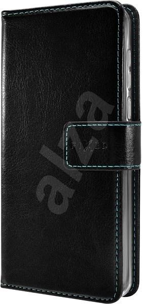 FIXED Opus pro iPhone XS Max černý - Pouzdro na mobilní telefon