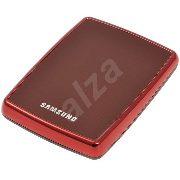 "Samsung 2.5"" S2 Portable 640GB červený - Externí disk"