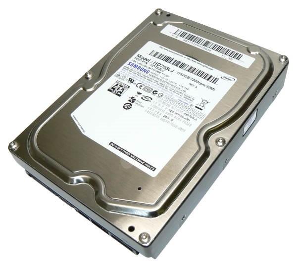Samsung SpinPoint F1 750GB - Pevný disk