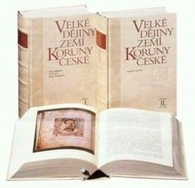 Velké dějiny zemí Koruny české I.: do roku 1197 - Marie Bláhová
