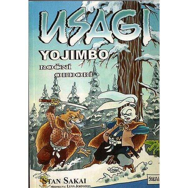Usagi Yojimbo Roční období: Usagi Yojimbo 4 - Stan Sakai