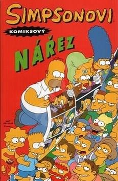 Simpsonovi Komiksový nářez - Matt Groening