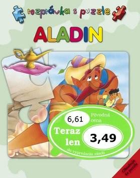 Aladin: Rozprávka s puzzle -