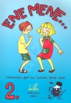 Ene mene 2. díl kniha pro žáky - kolektiv autorů