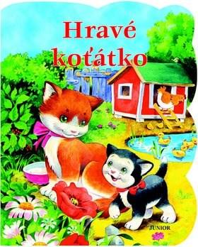 Hravé koťátko - Zuzana Pospíšilová
