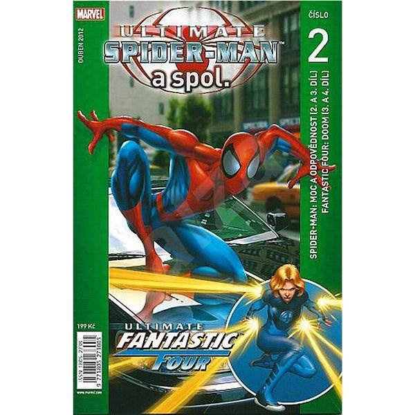 Ultimate Spider-Man a spol. 2 - Brian Michael Bendis