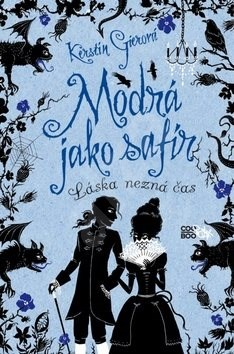 Modrá jako safír: Láska nezná čas - Kerstin Gierová
