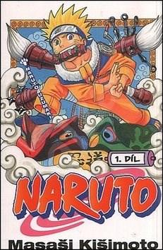 Naruto 1 Naruto Uzumaki - Masaši Kišimoto