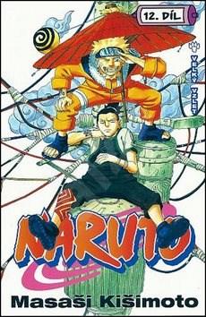 Naruto 12 - Masaši Kišimoto