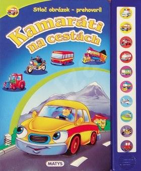 Kamaráti na cestách - Daniela Reichstädterová
