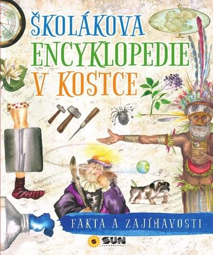 Školákova encyklopedie v kostce -