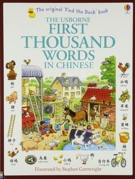 First Thousand Words in Chinese - Heather Ameryová